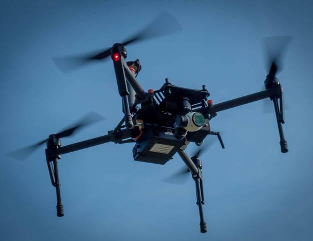 Drone civil Télécom et réseaux