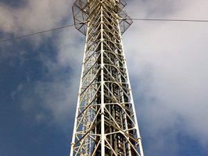 Pylone télécom